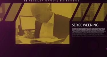 De Advocaat Vertelt – Afl 1 – Serge Weening