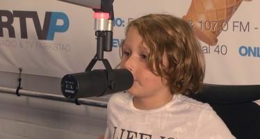 Los tot 6 – Dante gaat fietsen voor Alpe 'du Kids