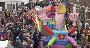 Carnavalsoptocht Hoensbroek 2017