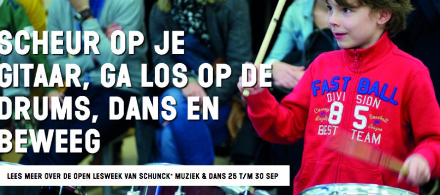 """Gwen van Schunck over de """"Open lesweek"""""""