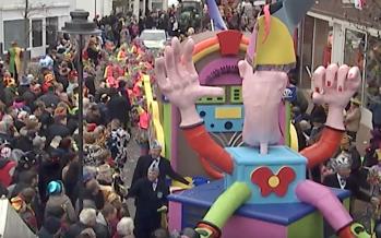 Dit jaar geen uitzending carnavalsoptocht Hoensbroek op RTV Parkstad