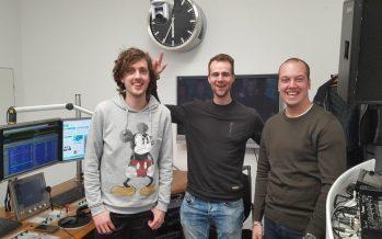 Kryga in de studio over hun nieuwe single