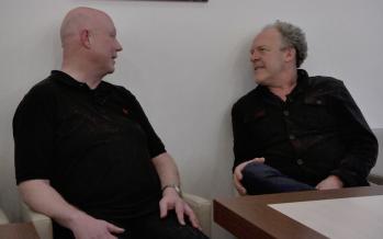 Roger ziet Sterren – Bert Visscher