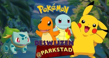 Deswijzen@Parkstad #107 – Pokémon