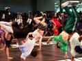 Rik is breakdancer op de 20e editie van IBE in Heerlen