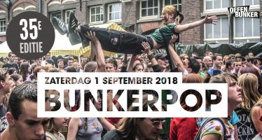 A Minor Problem vertelt over Bunkerpop