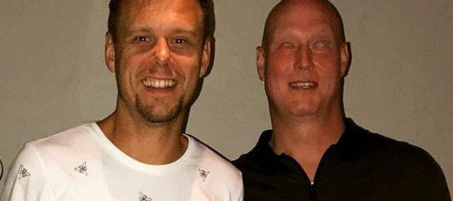 Roger interviewt de enige echte Armin van Buuren!