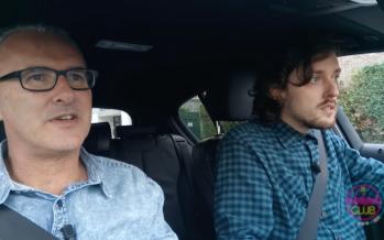 Een opfriscursus in het verkeer voor Duncan en Mick!