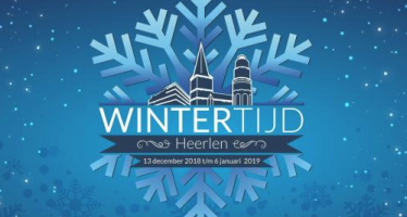 We bellen met Remco, de organisator van Wintertijd in Heerlen.