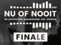 "Dit weekend is de grote finale van ""Nu Of Nooit""!"