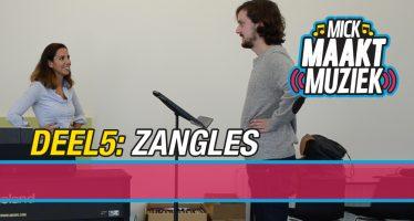 Mick Maakt Muziek //  Deel 5: Zangles