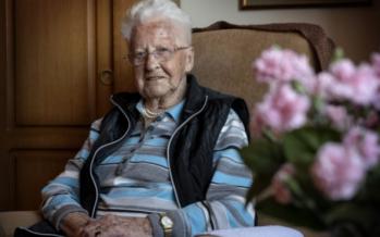 Helena viert dit weekend haar 105e verjaardag!