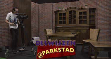Deswijzen@Parkstad #110 – Achter de schermen