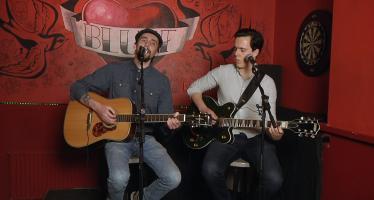 RTVP Live Sessies – Wayne's Traveling Band