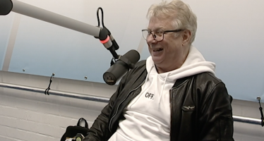 Wim Frijns spreekt iedereen moed in