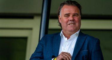 Jeffrey van As over René Trost als interim-trainer