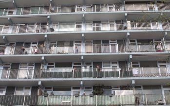 Luc Smeets laat flatbewoners in Brunssum sporten