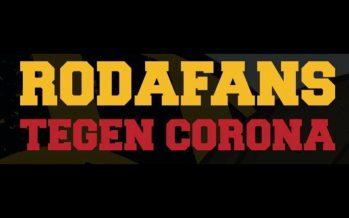 Roda JC supporters zetten zich in tijdens corona-crisis