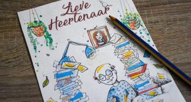 Kaartenactie in Heerlen is een groot succes