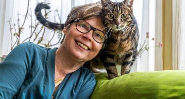 Kattengedragstherapeut Liesbeth over katten en corona