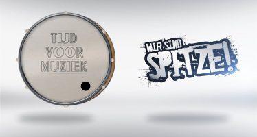 Tijd voor Muziek | Wir Sind Spitze!