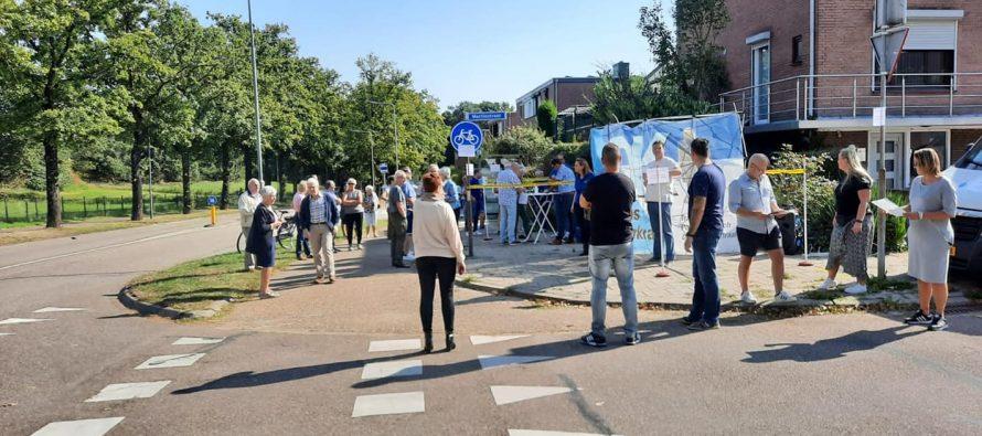 Gevaarlijke Gravenweg in Kerkrade wordt nog niet aangepakt