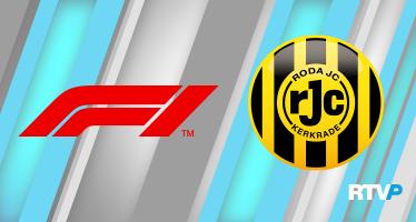 Het sportweekend: Formule 1 van Portugal en Roda JC verliest van Cambuur