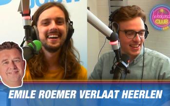 Emile Roemer neemt afscheid