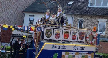 Stadscarnavalsvereniging De Winkbülle blazen groot deel carnavalsactiviteiten Heerlen af