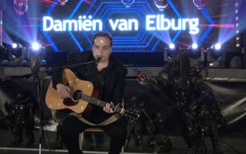 Tijd voor muziek | Damiën van Elburg