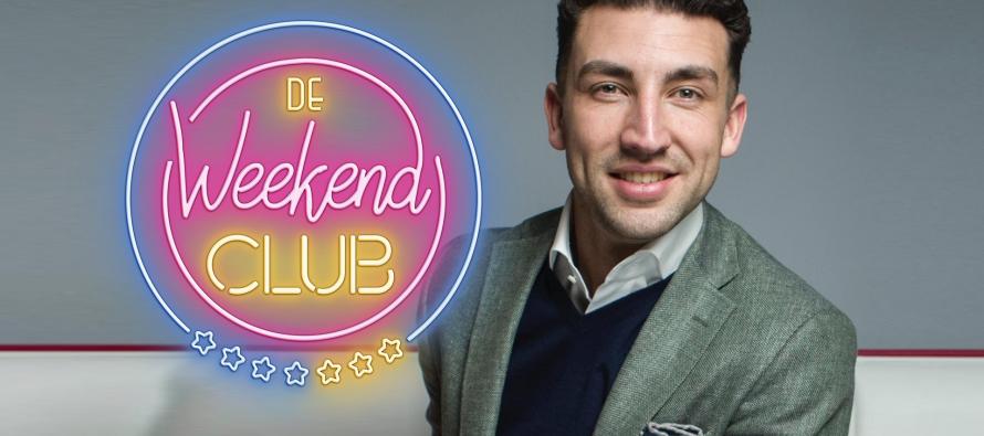 """Ricardo uit Weert wint met zijn Robert Ten Brink imitatie de """"Casting Kantine""""!"""