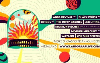 Landgraaf Live van start in juli: zestiendaags festival op Megaland